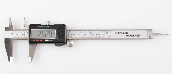 Stainless steel LCD display Slide Caliper digital vernier caliper