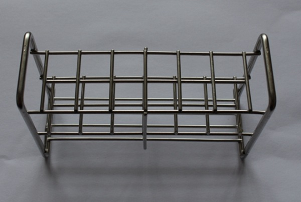 Stainless steel Wire test tube stand Test Tube Rack
