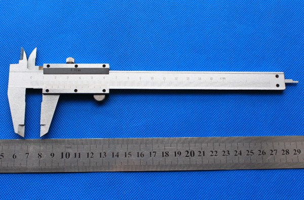 100 150 200 300mm Cheap carbon steel Slide Caliper vernier caliper