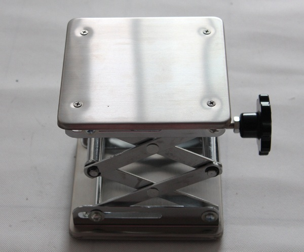 304 stainless steel lab jack Scissor Lift for Laboratory