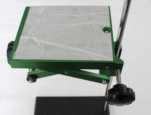 Aluminum Platform Lab Jack lab Scissor Lift fix with rod of retort stand