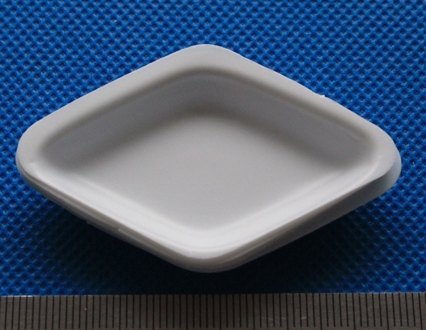 5 30 100ml Disposable Anti-Static Diamond shaped weighing boat weighing dish