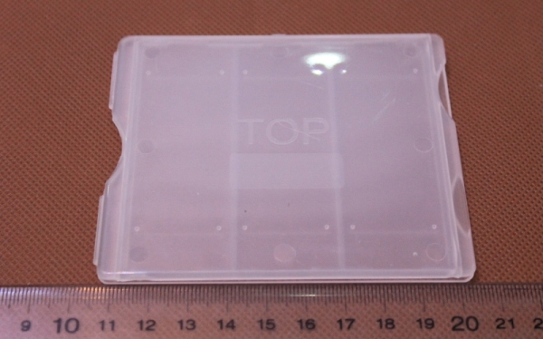 three slide mailer 3 Microscope Slide Mailer Case