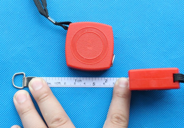 Retractable Diameter Tape Measure ruler for tree pipe tire