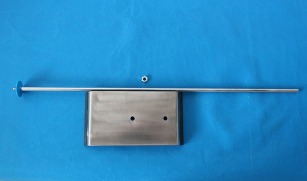 Stamped Stainless steel retort stand for lab (form B)