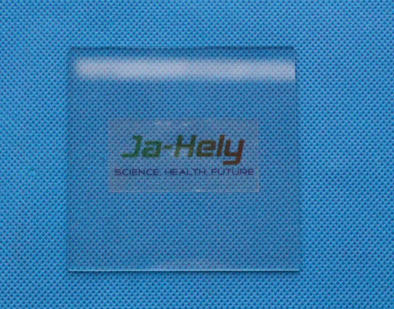 Custom made large glass microscope slide customized glass cover slip