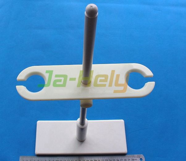 30~38mm Demountable Plastic Separatory Funnel support rack separating funnel holder