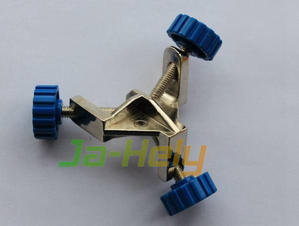 up to 16mm 3-way Bosshead three Way lab Clamp Holder multilevel boss head clamp
