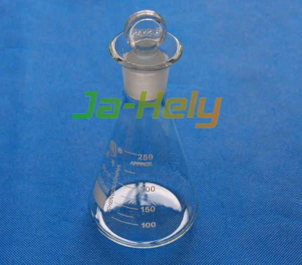 50~1000ml Lab use Glass Iodine determination flask iodine number flask
