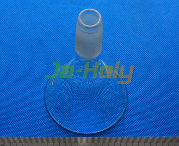 60 75 80 90 100mm Ground joint Glass powder funnel Powder Addition funnel for lab