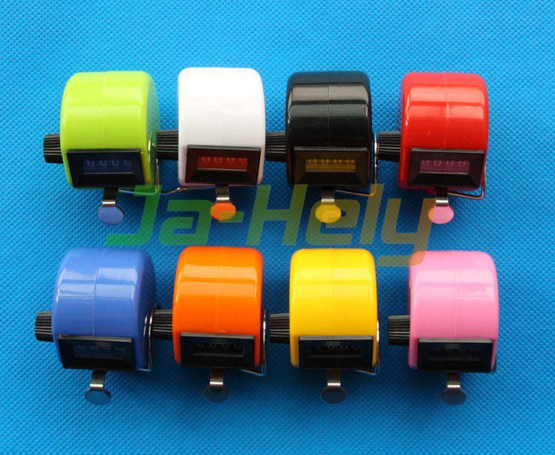 four-digit Plastic shell Mechanical tally counter Hand Tally Counter