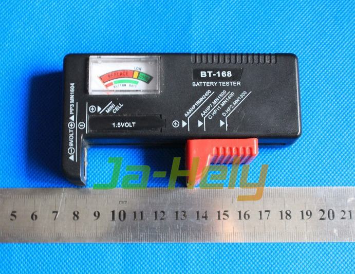 Analog Universal battery tester Checker for 1.5V~9V battery & button cell