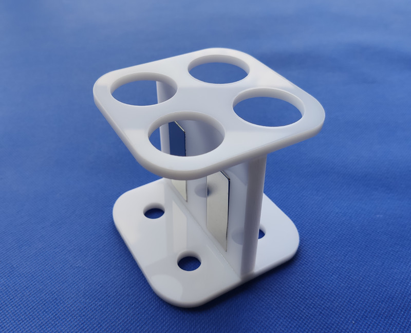 4 place 50ml Centrifuge Tube Magnetic bead Separator Magnetic Separation Rack stand for lab